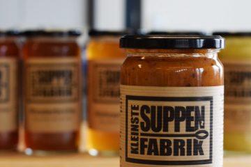 Kleinste Suppenfabrik Bio Suppe Olivenöl Linsen Suppen Vegan Organic